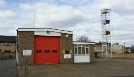 Firefighter David Murfitt has retired!