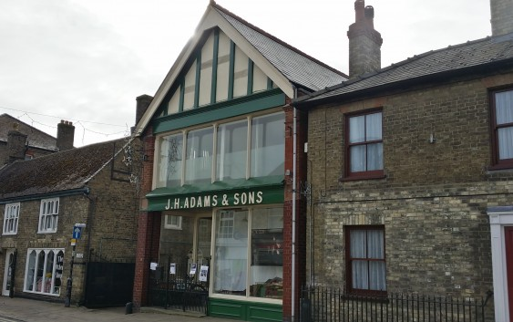 Adams Heritage Centre Opens Its Door
