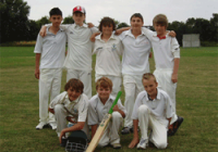 Littleport Town Cricket Club in 2011