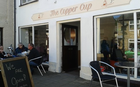 The Copper Cup