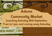 Adams Community Market