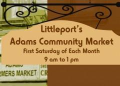Littleport's Adams Community Market