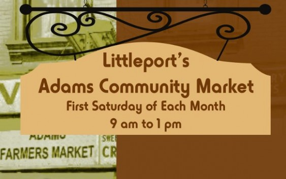 What's new for the Littleport Adams Community Farmers Market