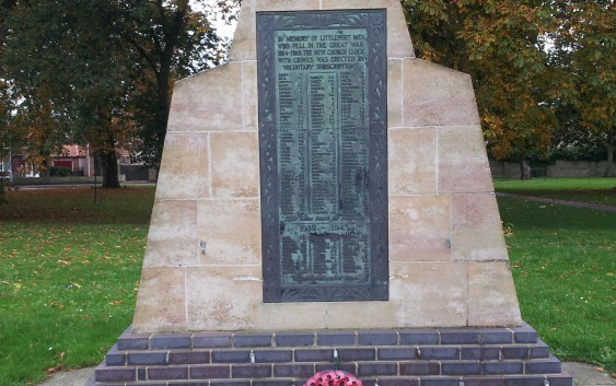Littleport Remembers In November
