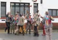 Dancing in the streets of Littleport