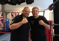 Boxing – the Noble Art in Littleport!?