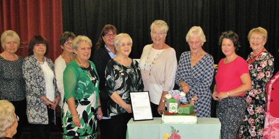 Littleport & District Flower Arrangement Club Celebrating 55 Years Flowers Friendship And Fun