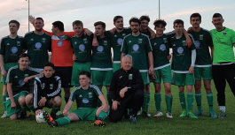 Littleport Town FC Reserves Move Up!
