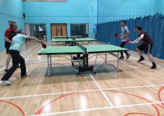 Ely Table Tennis Club comes to Littleport Leisure!