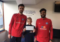 Littleport Footballer goes to Peterborough United youth team!