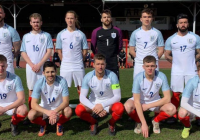 Littleport Town FC's Will Rolls Picked for International Duty!