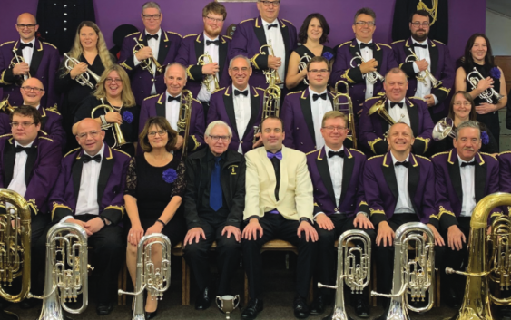 Littleport Brass: Plays into the Summer in Style
